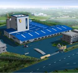 厂区规划设计